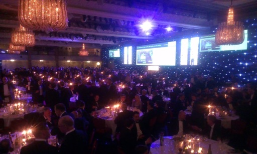 CIBSE awards dinner