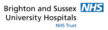 Brighton & Sussex University Hospitals NHS Trust